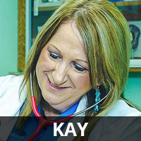 Dr. Kay Herrington